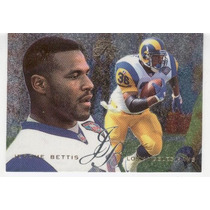 1995 Flair Preview Jerome Bettis Rams Rb