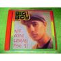 Eam Cd Big Boy Mis Ojos Lloran Por Ti 1996 The Noise Playero