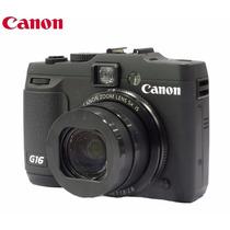 Canon Powershot G16 12mp Wifi Full Hd Super Wide + Bat Extra