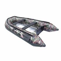 Lancha Inflable Pesca Raft Pvc 1.2mm Piso Rigido 10.5 Pies