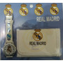 Reloj + Cartera De Niño Barcelona Real Madrid Peppa