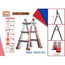 Escalera De Aluminio Alta-one M13 Tipo I 14010