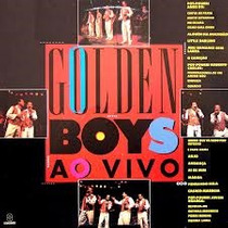 Cd Golden Boys - Ao Vivo (usado/otimo)