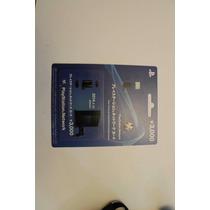 Cartão Psn Japonesa 3000 Ienes - Edição Especial Ps4 (yenes)