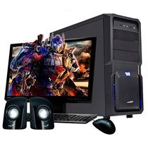Pc Armada Amd Fusion | Cpu Dual Core X2 | Ati Usb3 + Cuotas