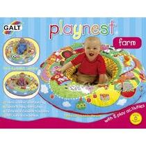 Gimnasio Playnest Galt Didactico Estimulante Para Bebes