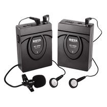 Microfono Corbatero Inalambrico Camara Video Dslr Bywm5 50m