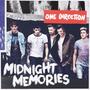One Direction Midnight Memories Cd Argentina Nuevo Cerrado