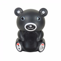 Caixa De Som Amplificada Marcsonic Urso Pen Drive