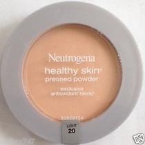 Polvo Compacto Healthy Skin De Neutrogena Solo En Light 20