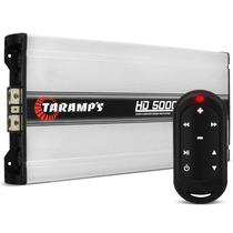 Modulo Taramps Hd 5000 + Controle Longa Distancia Tlc 3000