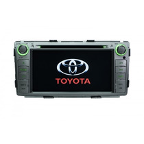 Kit Central Multimidia Tv Dvd Gps Toyota Hilux 12 13 14 15