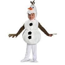 Disfraz Para Niño De Olaf Original Importado Frozen