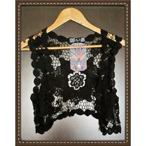 Chaleco Crochet Regina - Rimmel