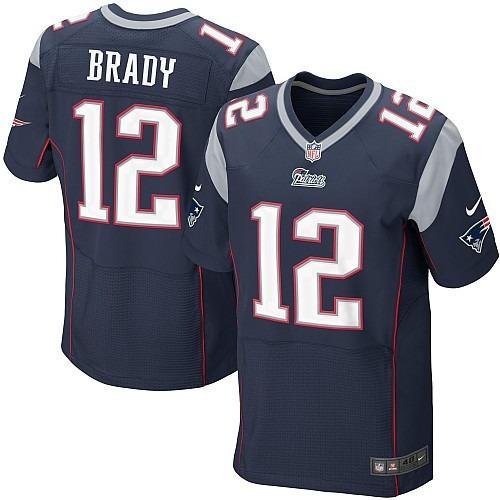 8b2f314a9 Camisa Nfl - 12 Tom Brady New England Patriots - Nike Elite - R  299 ...