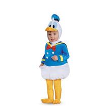 Disfraz Infantil Bebe Pato Donald Disney