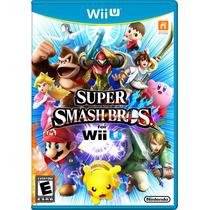 !!! Super Smash Bros Para Wii U Nintendo En Wholegames !!!