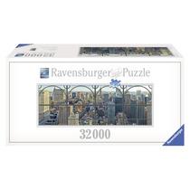 Rompecabezas Ravensburger 32000 Piezas Ventana De Nueva York