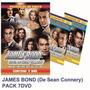 Dvd - James Bond - Sean Connery - 007
