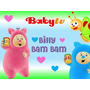 Kit Imprimible Billy Bam Bam De Babytv + Candy Bar