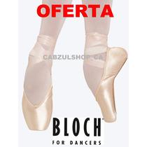 Zapatillas Punta Importadas Ballet Bloch Serenade