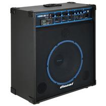 Caixa Amplificada Oneal Ocm-490-bluetooth, 80w Rms, 12 Rca