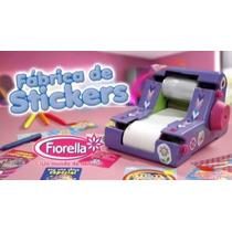Fabrica De Stickers Fiorella Original - Oportunidades-vip