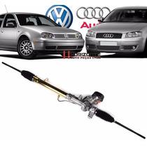 Caixa De Direção Hidraulica Golf 99.. Audi A3 Bora 100% Nova