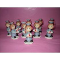 Souvenirs Egresados Personalizados En Porcelana Fria
