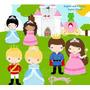 Kit Imprimible Princesas Y Principes Disney Imagenes Clipart
