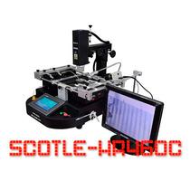 Maquina Reballing Scotle-hr-460c