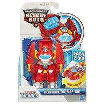 Rescue Bots Heatwave Transformer Import Original