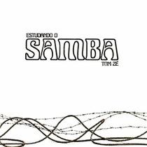 Lp Tom Zé Estudando O Samba | Lacrado - Novo