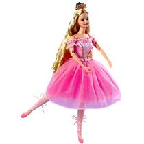 Barbie En El Cascanueces Sugarplum Princesa Doll (2001)