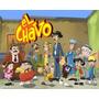 Coleccion El Chavo Mc Donalds 2010 X 5 Unidades