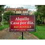 Alquiler X Dia En Cataratas - Puerto Iguazu - P/ 5 Personas