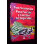 Test Psicotécnicos Para Fuerzas De Seguridad / Psicología