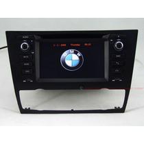 Auto Estereo Bmw Serie 1 Pantalla Dvd Gps Bluetooth Ipod Usb