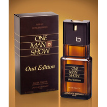 One Man Show Oud Edition By Jacques Bogart