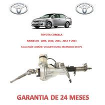 Columna Direccion Electroasistida Toyota Corolla 2011