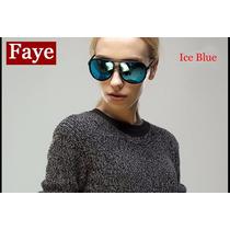 Óculos De Sol Feminino Uv400 Sunglasses Dual Cor