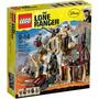Lego El Llanero Solitario Set 79110 Silver Mine Shootout
