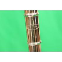 Flauta Vito 216b ( Yamaha Modelo 281h ) Prateada Pé Em Si