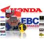 Pastilla De Freno Ebc Hh Trasera Honda Cbr 250 R (mc19)