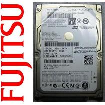 Fujitsu 5400rpm 80gb 2.5 Disco Rigido Sata Laptop, Defeito