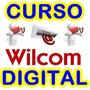 Curso Wilcom Aprende A Digitalizar Logo Bordados Envio Email