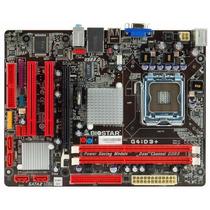 Tarjeta Madre Biostar G41d3+ Core2duo 3.0mhz 1gb Ram