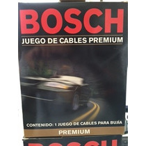 Cable P/bujia Nissan Sentra Gss, Tsuru Gsr 2000 Marca Bosh