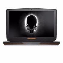 Notebook Alienware Aw17r3-8342slv Tela 17.3 4k I7 980m Gamer