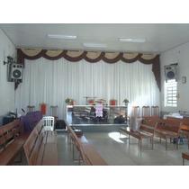Cortina Para Igreja - Confecção